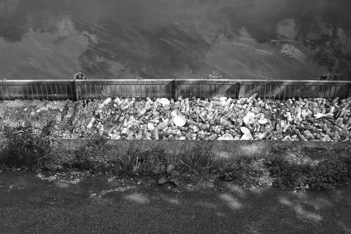 umwelt und die verschmutzung