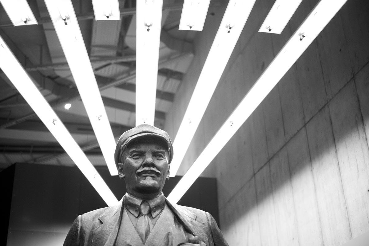 """""""100 jahre russische revolution"""" im landesmuseum zürich"""