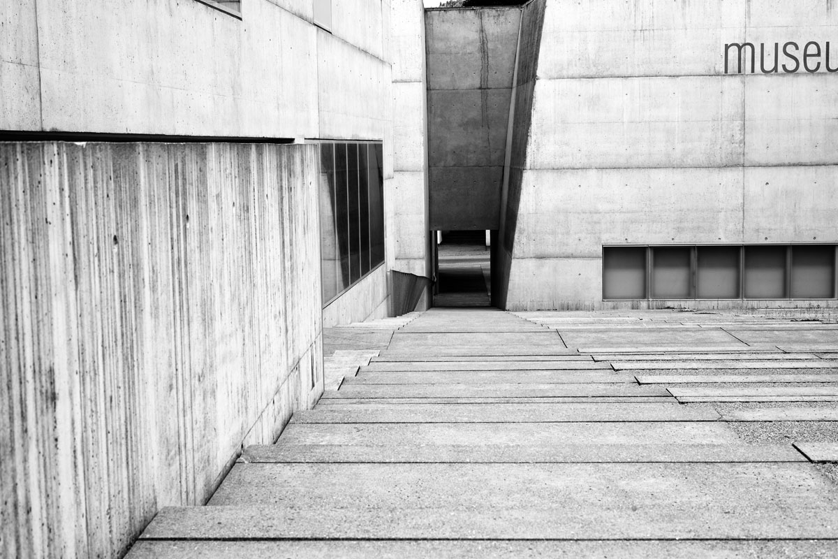 architekur für ein museum, aussenansicht, franz gertsch museum, burgdorf