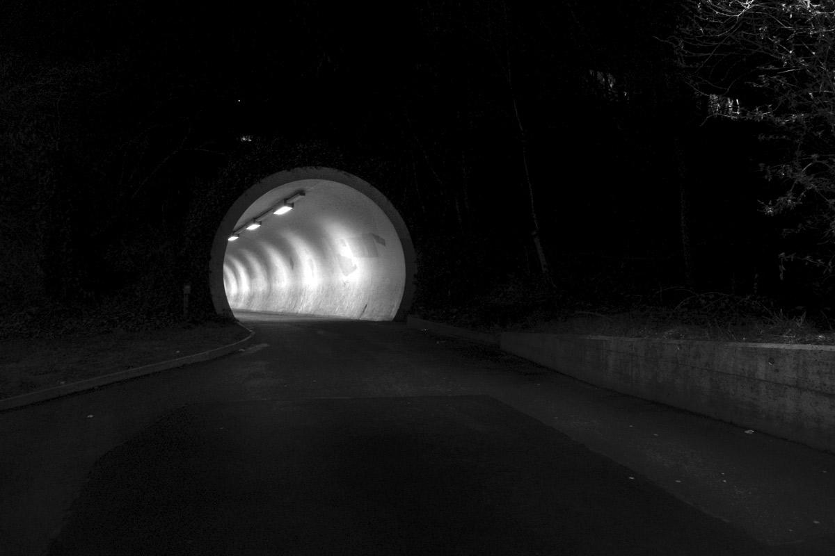 tunnel in oerlikon