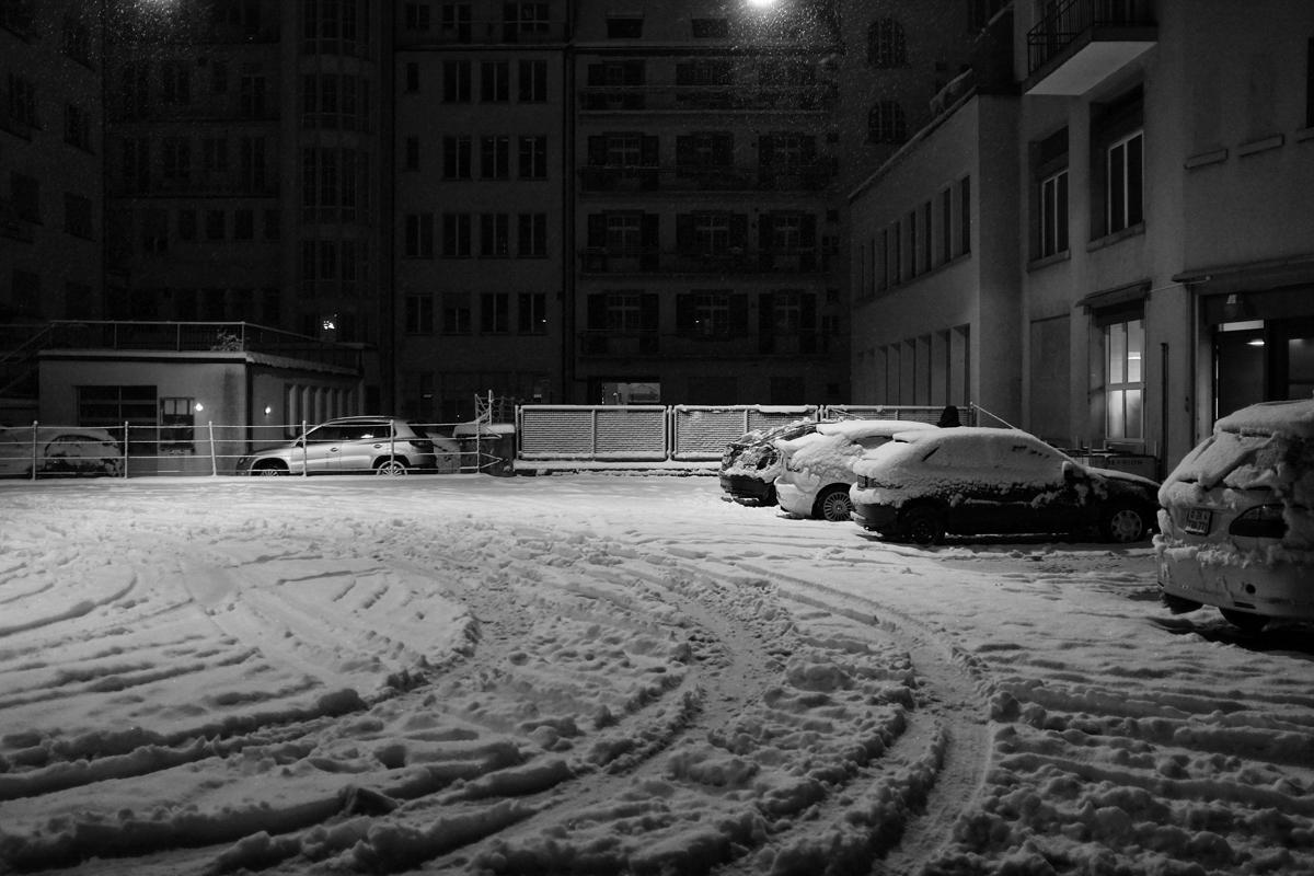 winterliches ambiete