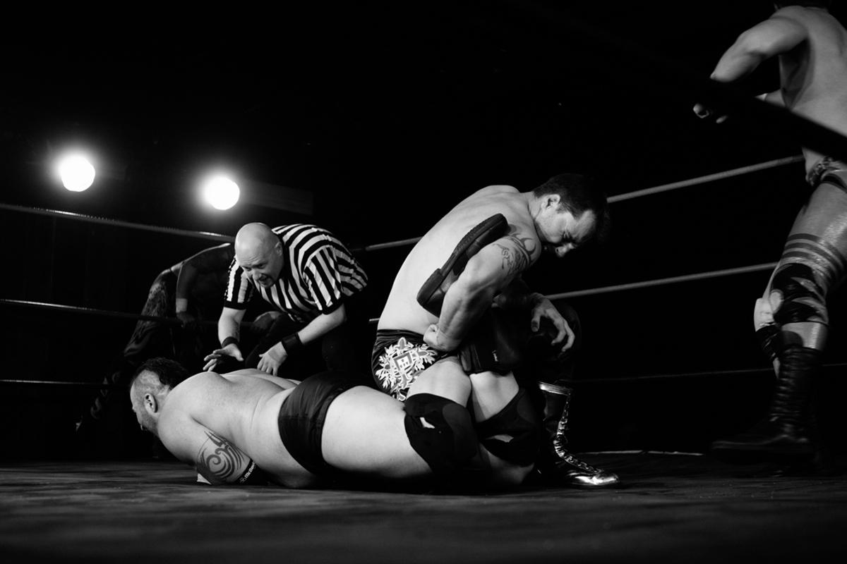 wrestling, die gladiatoren der neuzeit