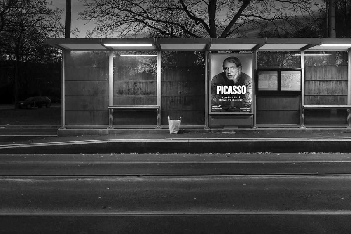 picasso, kunsthaus zürich, 2010