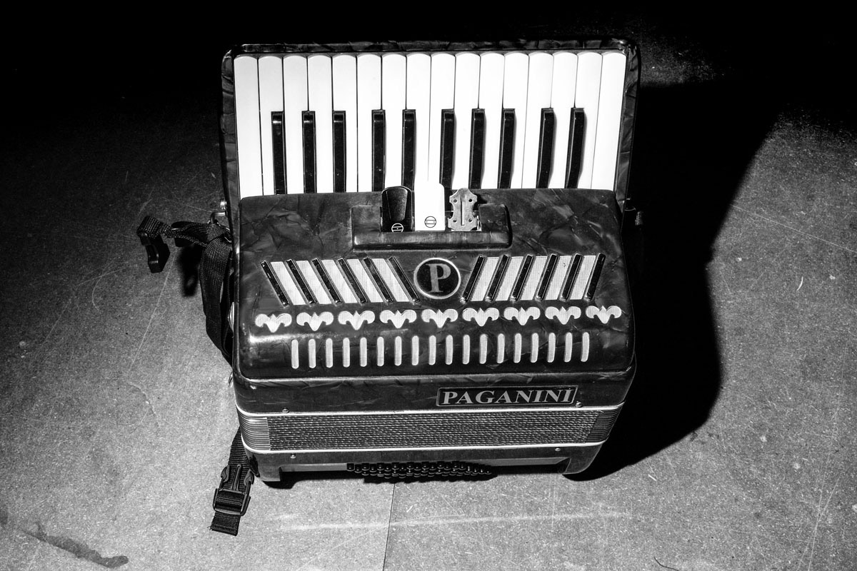 das accordion paganini