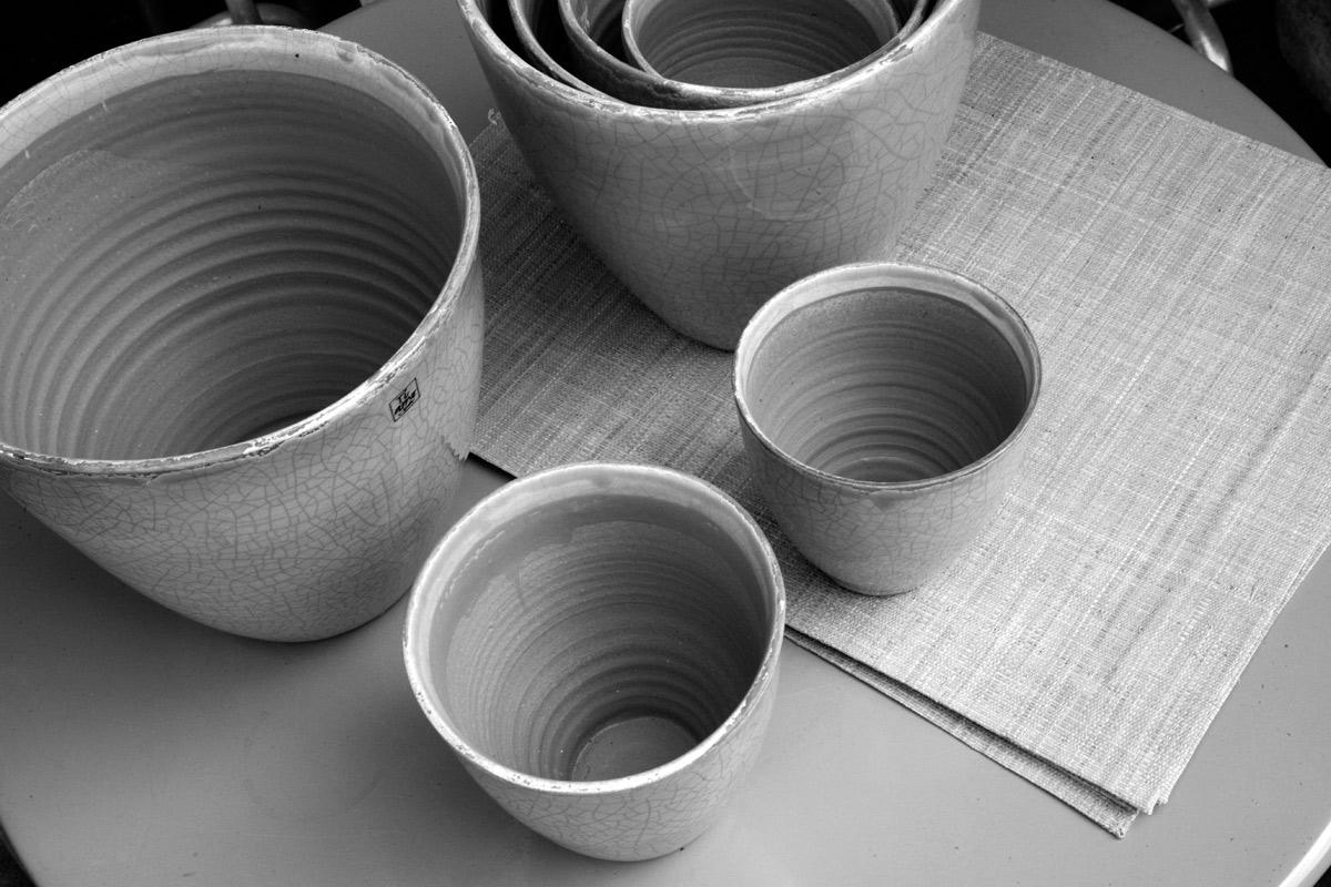 gefässe aus keramik