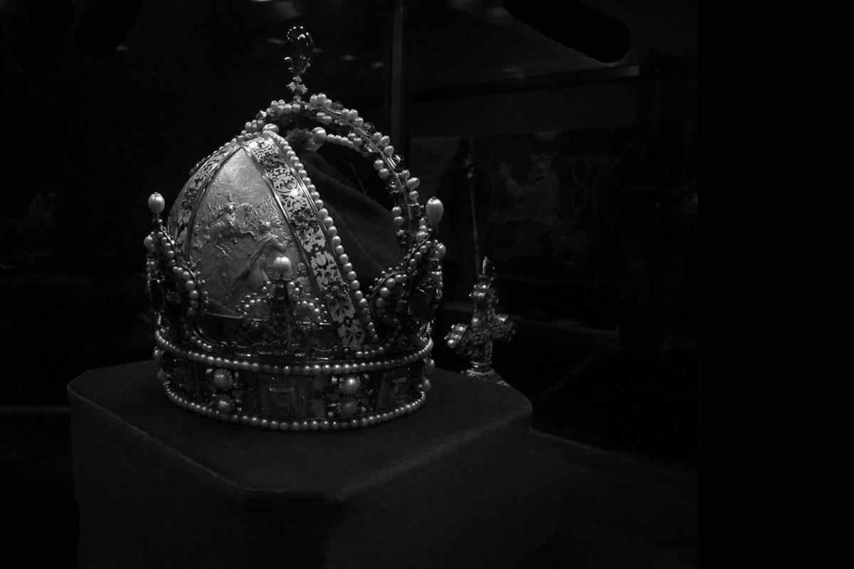krone, heiliges römisches reich, wien