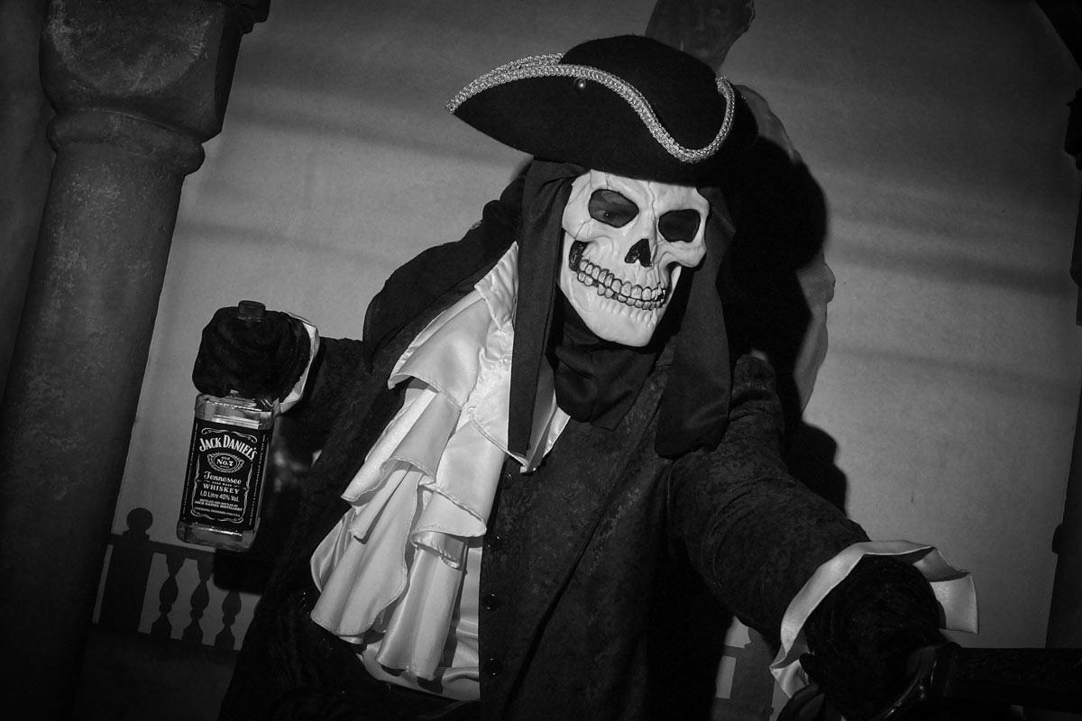 pirat im theater