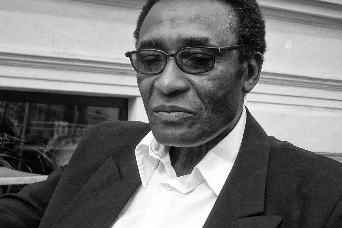 dr. di-tutu bukasa wurde am 9 august 2018 in wien beerdigt. aufnahme vom september 2002,
