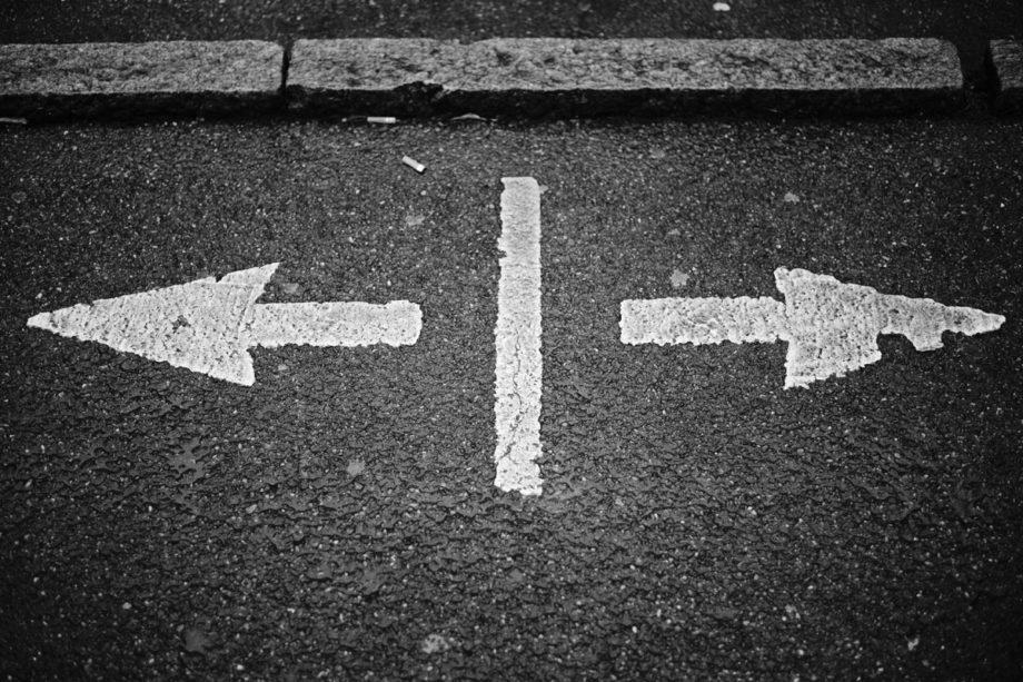 die entscheidungsfindung / exit