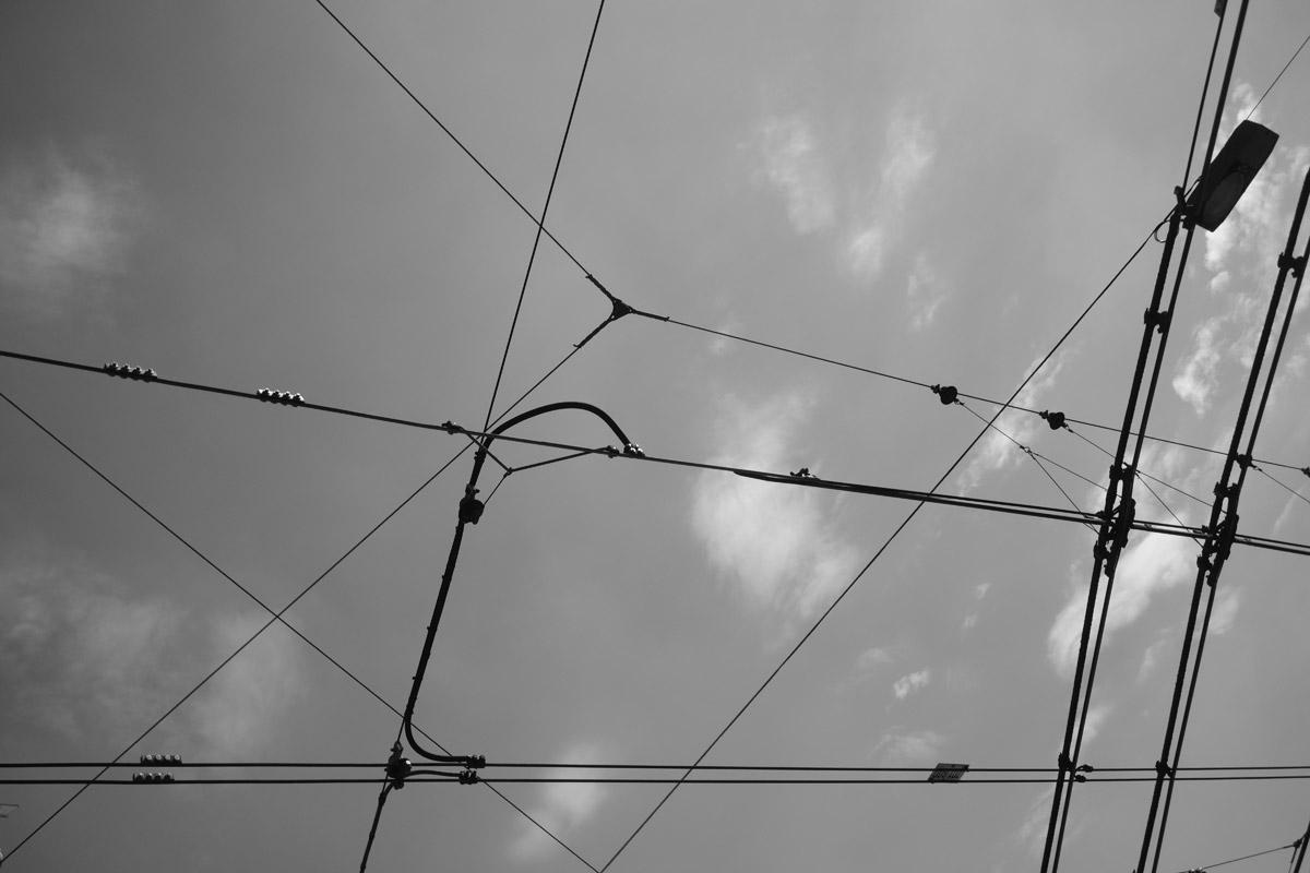 die strassenbahn energieversorgung