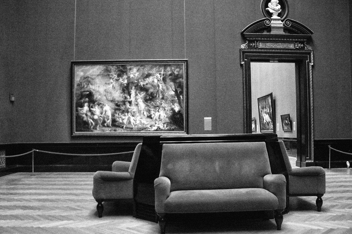 saal im kunst historischen museum wien